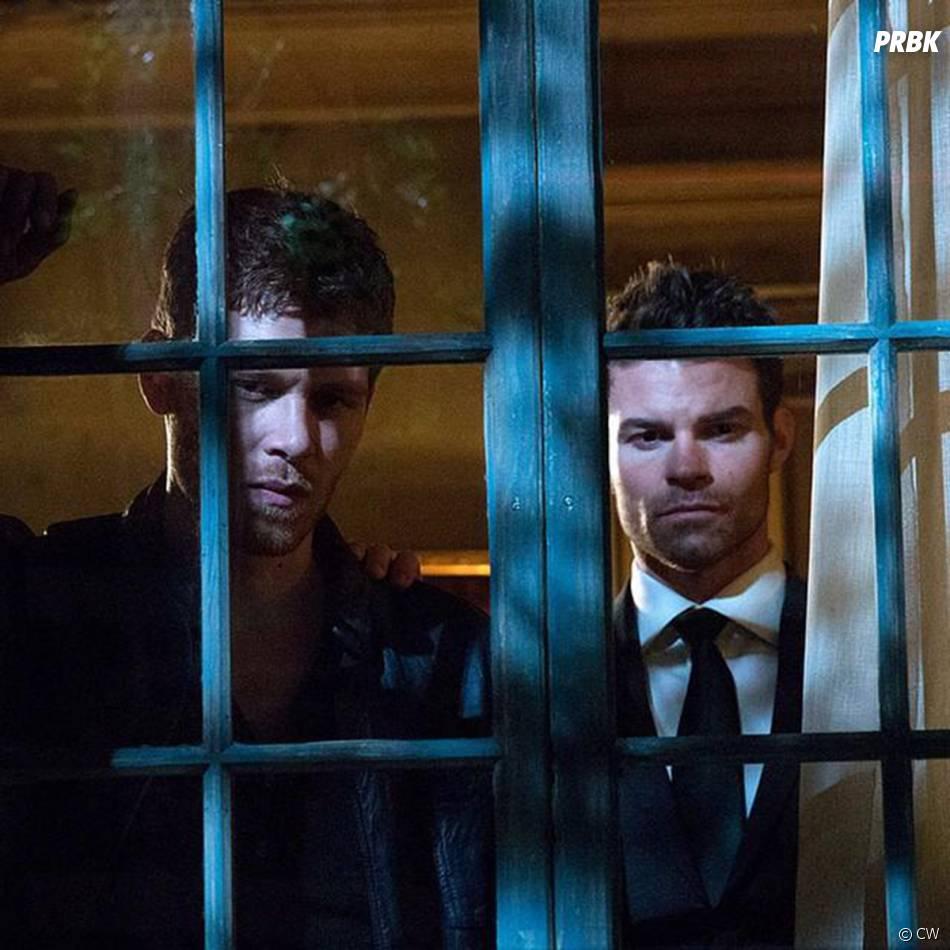 The Originals saison 2 : Klaus et Elijah sur une photo