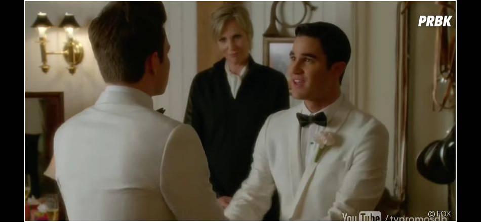 Glee saison 6, épisode 8 : Blaine prêt à demander la main de Kurt ?