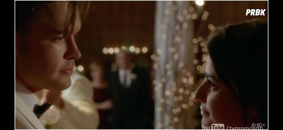 Glee saison 6, épisode 8 : Sam et Rachel en plein flirt