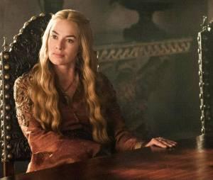 Game of Thrones saison 4 : Cersei (Lena Headey) sur une photo