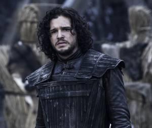 Game of Thrones saison 4 : Jon Snow (Kit Harington) sur une photo