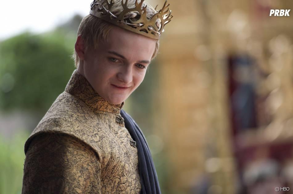 Game of Thrones saison 4 : Joffrey (Jack Gleeson) sur une photo
