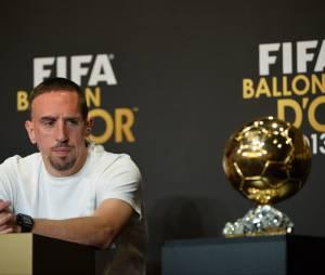 Franck Ribéryest le 3ème sportif le mieux payé de 2014 selon L'Equipe Mag
