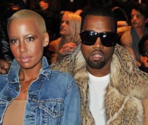 Kanye West et Amber Rose : c'est la guerre entre les deux ex