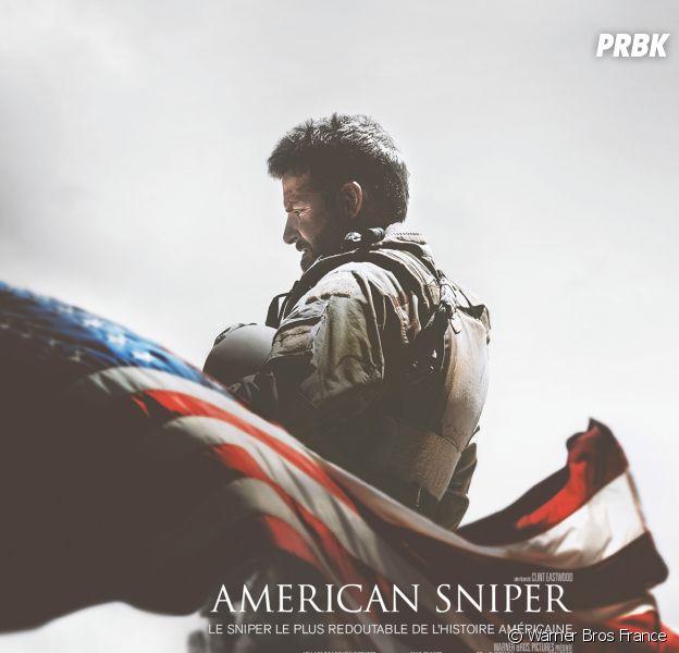 American Sniper, le film avec Bradley Cooper, favori aux Oscars 2015 selon Facebook
