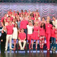 Glee saison 6 : fin du tournage, les photos des adieux de Lea Michele et des autres