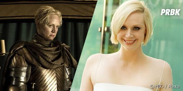 Gwendoline Christie dans Game of Thrones et dans la vie