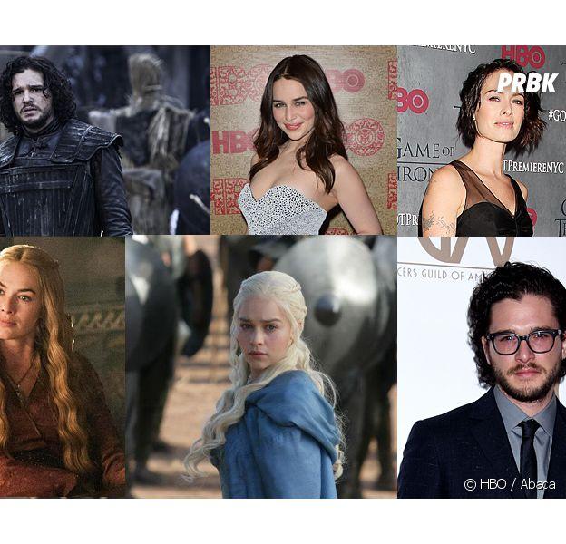 Game of Thrones : à quoi ressemblent les acteurs dans la vie ?