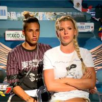 Amélie Neten et Eddy (Les Anges 7) : ils ont déjà un ennemi au Brésil