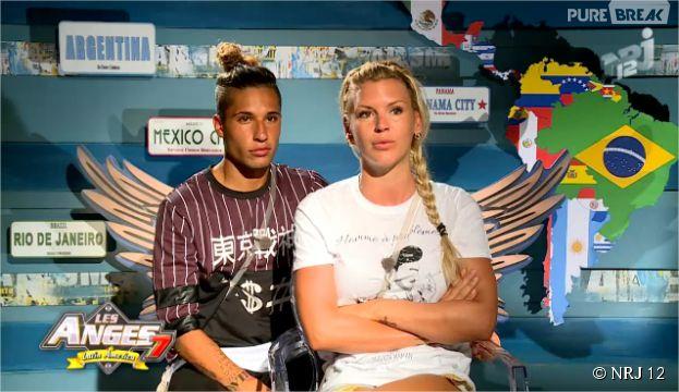 Amélie Neten et Eddy parlent des candidats qu'ils ne supportent pas