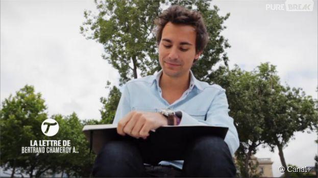 Bertrand Chameroy accusé de plagier Le Petit Journal : sa réponse sur Twitter