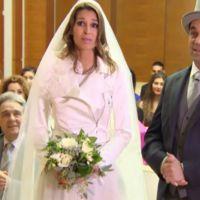 Laury Thilleman se marie à un inconnu lors d'une cérémonie cauchemardesque