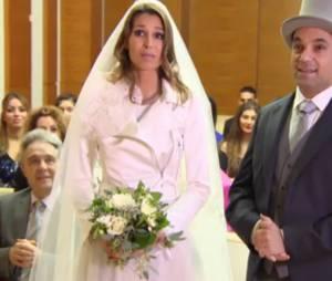Laury Thilleman se marie dans Stars sous hypnose sur TF1