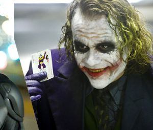 Christian Bale VS heath Ledger
