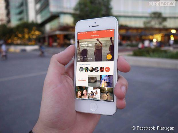 Flashgap : l'application qui va vous aider à vous rappeler de vos soirées trop arrosées