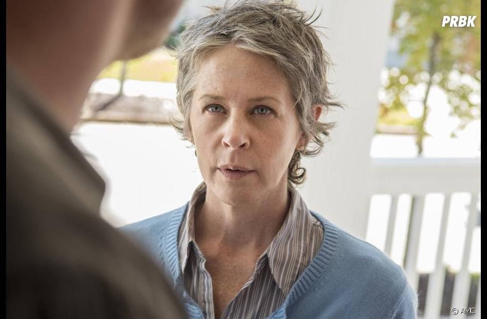 The Walking Dead saison 5 : Carol dans l'épisode 14