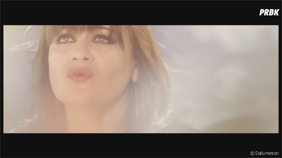 """Eurovision 2015 : Lisa Angell sur une image extraite du clip de la chanson """"Noubliez pas"""""""
