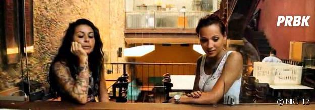 Les Anges 7 : Shanna et Barbara à fond sur des pâtisseries