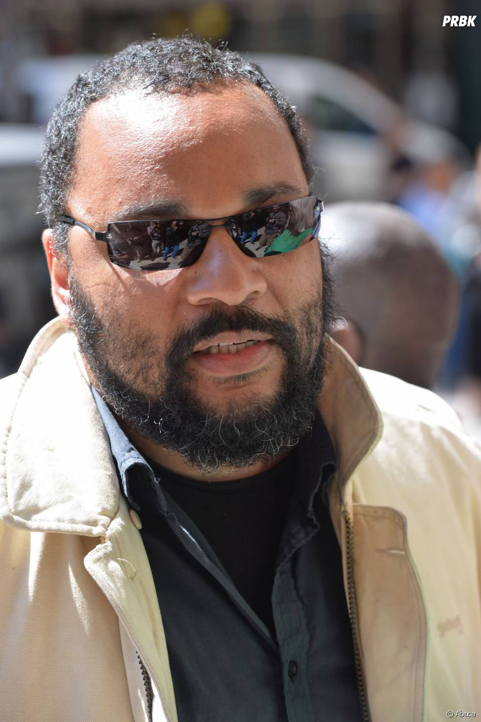 Dieudonné condamné à de la prison avec sursispour apologie d'actes de terrorisme, le 18 mars 2015