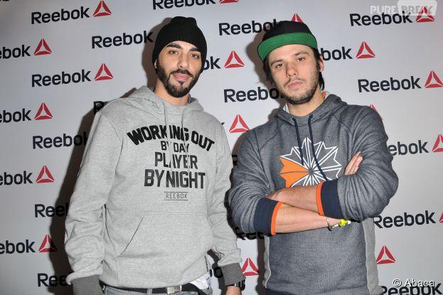 Orelsan et Gringe préparent un film dans l'univers du hip-hop