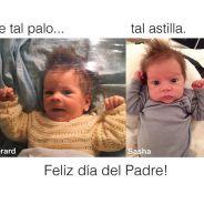 Shakira : son fils Sasha est la copie conforme de Gerard Piqué. La preuve