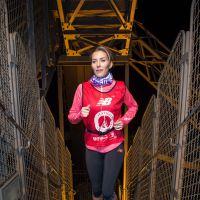 Camille Cerf sportive : Miss France s'attaque à la Tour Eiffel pour la bonne cause