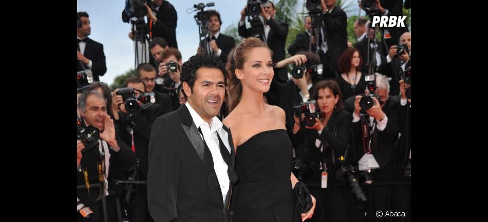 Jamel Debbouze et Mélissa Theuriau en couple au festival de Cannes 2010