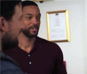 Studio Bagel : quand Will Smith et Margot Robbie (Diversion) s'invitent dans la vidéo de Ludovik et Kemar sur Youtube