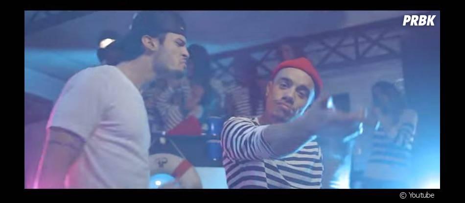 #SELFISH : Mister V dans le clip délirant d'Ariane Brodier
