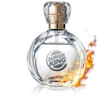 Burger King : bientôt un parfum Whopper ?