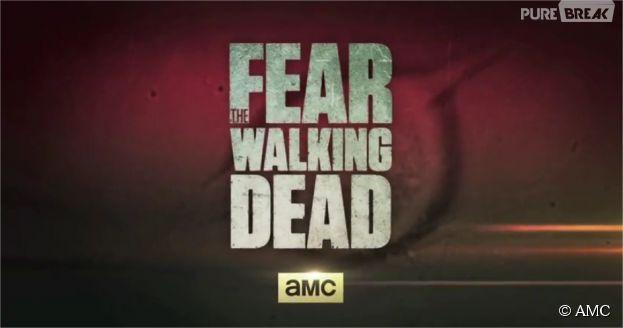 Fear The Walking Dead saison 1 : le logo du spin-off de The Walking Dead