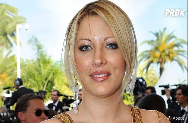 Loana sur le tapis rouge du festival de Cannes 2009