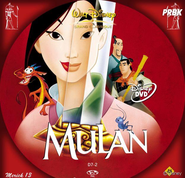 Mulan va prochainement avoir le droit à son film live par Disney