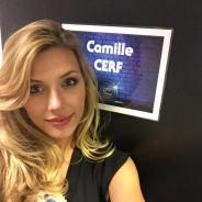 """Camille Cerf fière de son """"beau cul"""" : le gage de Miss France 2015"""