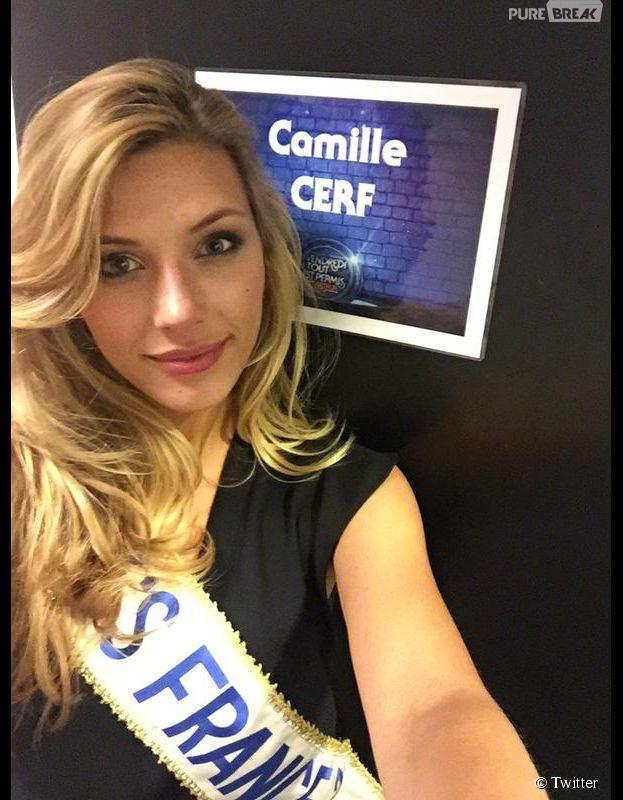 Camille Cerf bientôt dans Vendredi tout est permis