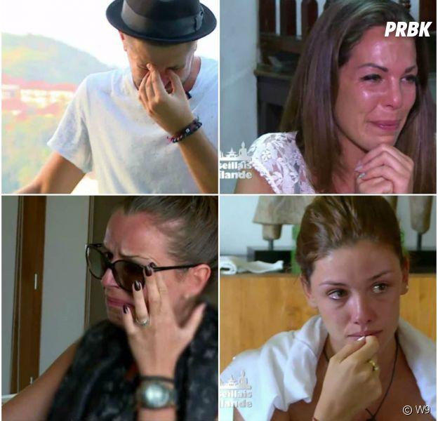 Les Marseillais en Thaïlande : Antonin, Kim, Manue et Norma en larmes dans l'épisode 24