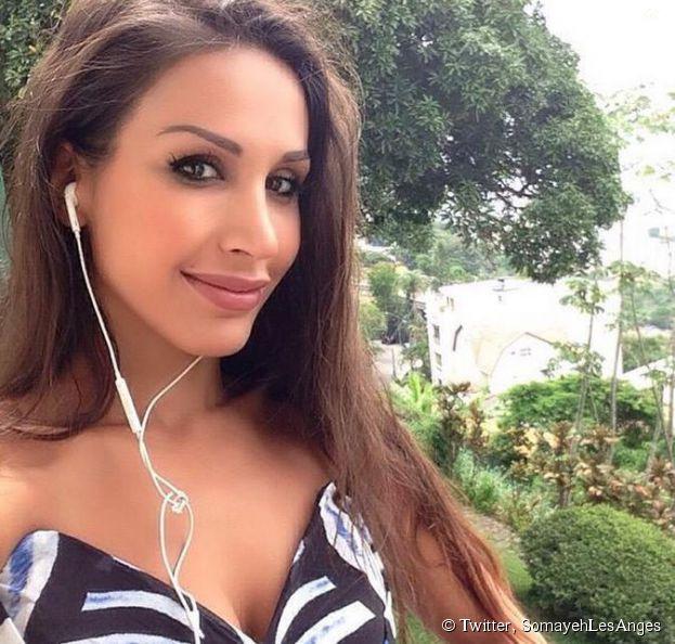 "Les Anges 7 : Somayeh ""moins diva"" que Nabilla Benattia selon Eddy"