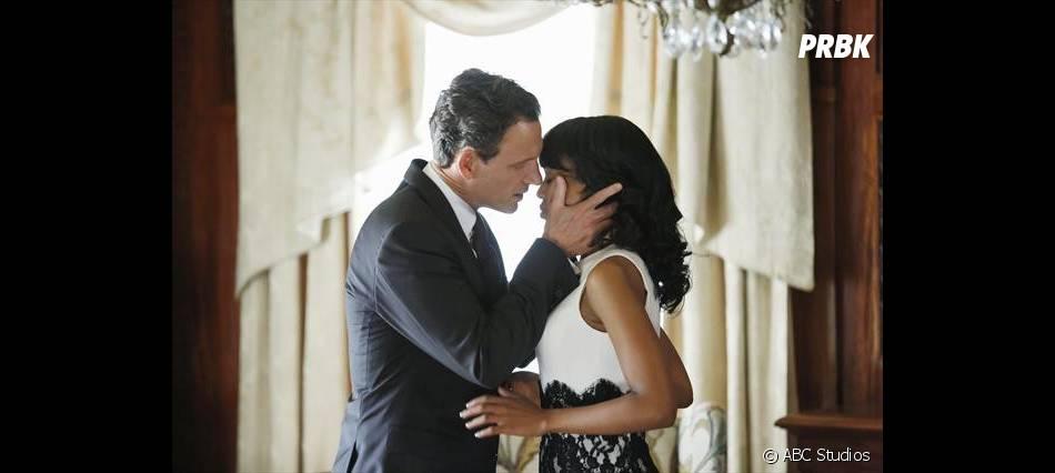 Scandal saison 4 : le couple Olivia/Fitz menacé ?