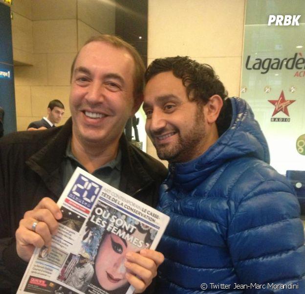 Cyril Hanouna et Jean-Marc Morandini : une émission produite en duo sur D8 à la rentrée 2015 ?