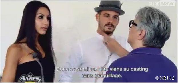 Somayeh (Les Anges 7) taclée par Raphaël dans l'épisode 27