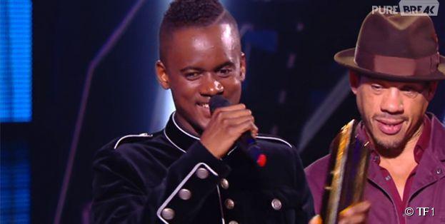 Black M, taclé par Joey Starr après sa victoire du prix du clip de l'année pour 'Mme Pavoshko' aux NRJ Music Awards 2014