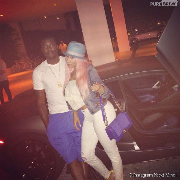 Nicki Minaj et Meek Mill sont en couple depuis l'automne 2014