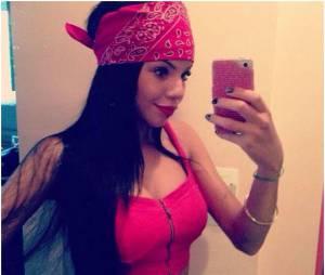 Niia Hall : selfie sexy sur Instagram