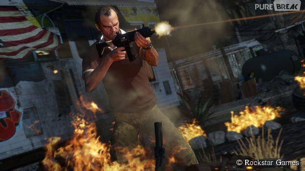 GTA 5 est disponible sur PC depuis le 14 avril 2015
