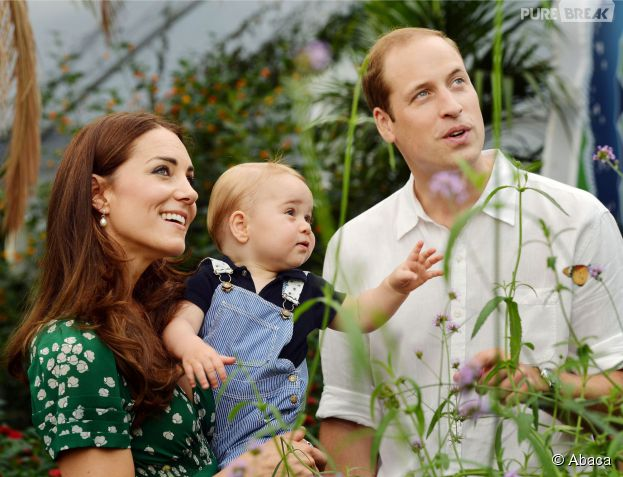 Kate Middleton et le Prince William : après George, leur deuxième bébé est né