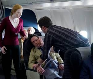 Castle saison 7, épisode 21 : Rick face à un surprenant meurtre dans un avion