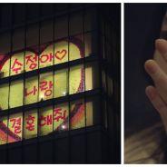 LA demande en mariage de l'année : il déclare sa flamme avec 1 million de Post-it