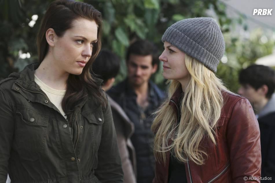 Once Upon a Time saison 4, épisode 20 : Emma et Lily sur une photo