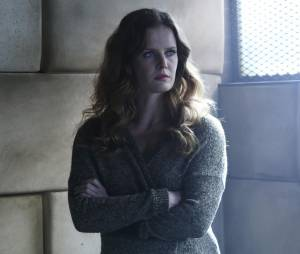Once Upon a Time saison 4, épisode 20 : Rebecca Mader (Zelena) sur une photo