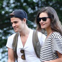 Paul Wesley et Phoebe Tonkin : vacances ensoleillées à Rio de Janeiro
